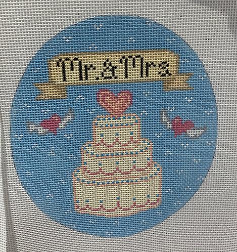 Meredith Collection Wedding Cake XO 193G