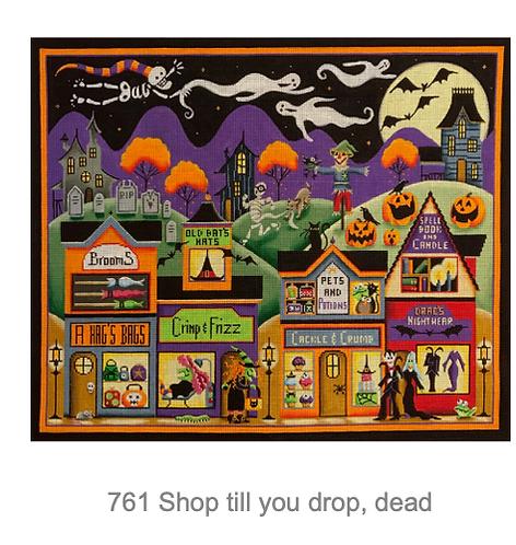 Rebecca Wood 761 Shop Til Drop