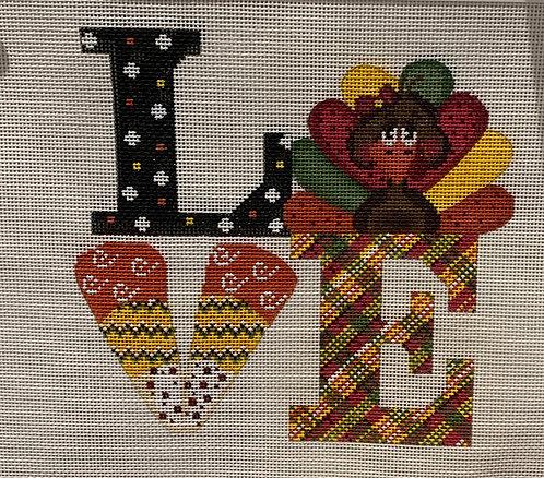 Funda Sculley Turkey Love