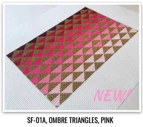 SF-01A Ombre Pink - 13 mesh