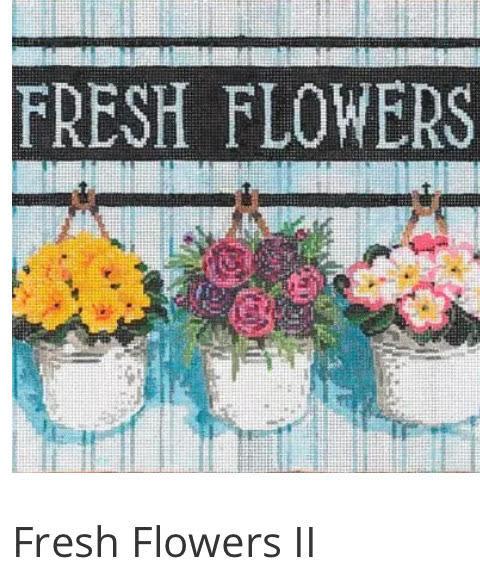 Sandra Gilmore Fresh Flowers II