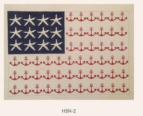 HSN-2 Anchor Flag