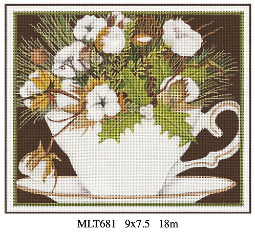 Melissa Shirley MLT681 Cotton Cup