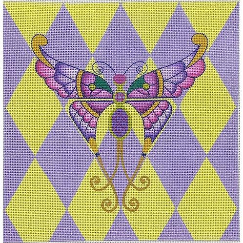 Zecca ZE709 Deco Moth