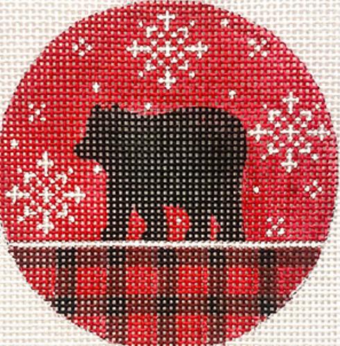 AP x474 Bear Ornament