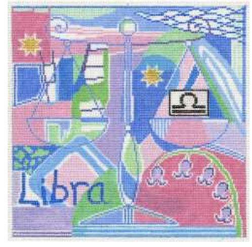 Doolittle Libra Square 13 mesh
