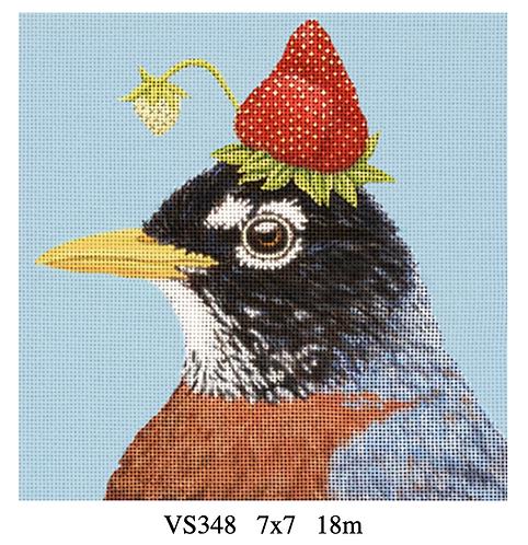 Melissa Shirley VS348 Rachel Strawberry Bird