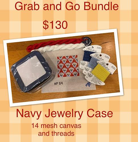 Self Finishing Jewelry Case Bundle
