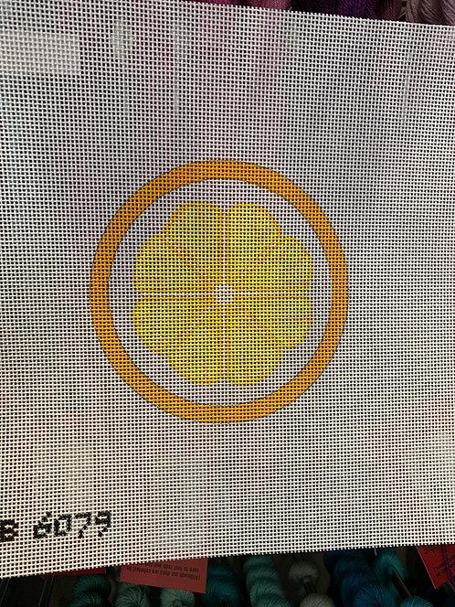 BB6079  Fruit Coaster - Lemon