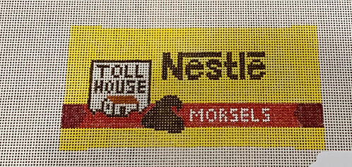 Jessica Tongel Nestle Morsels