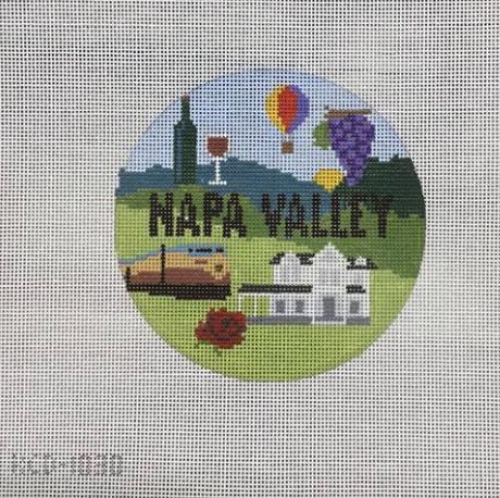 KCN Napa Valley Round