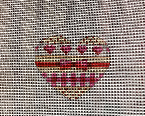 AT HE538 Mini Heart