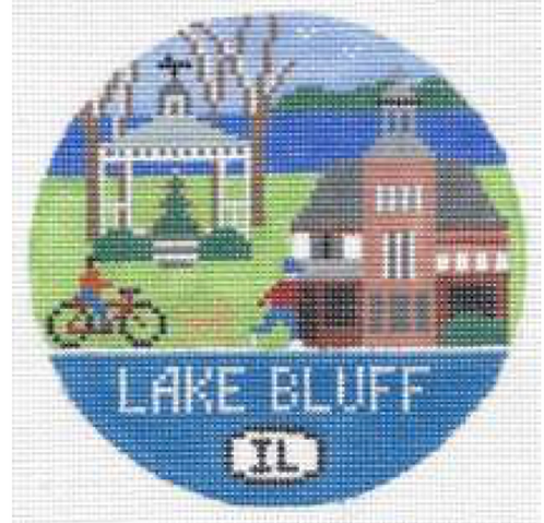 Doolittle Destination Rounds 18 mesh Lake Bluff