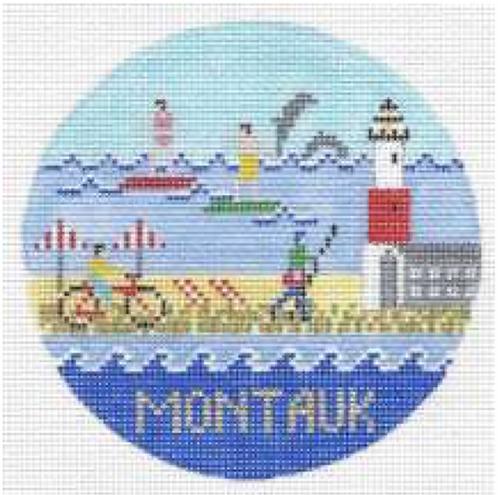 Doolittle Destination Rounds 18 mesh Montauk