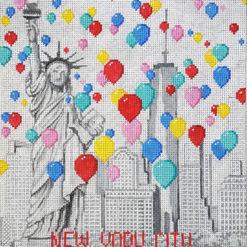 AP 4028 New York City View