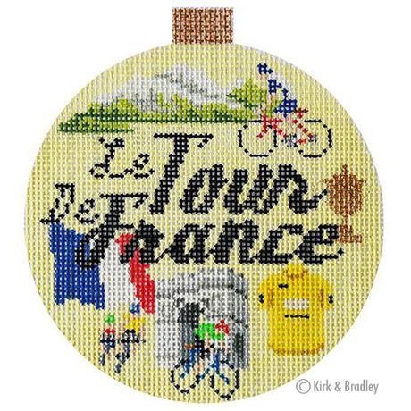 KB 1487 Le Tour de France Round