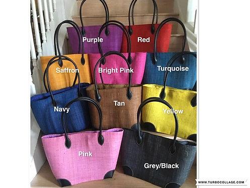 Voila Small Tote Bags