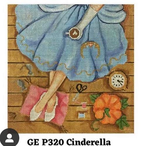 Gayla Elliott  GEP320 Cinderella