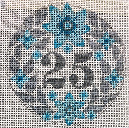 CH-661 25th Anniversary Round