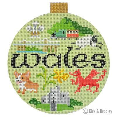 KB 1323 Wales Round