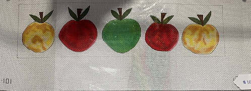 Renaissance Designs Apples with threads and guide