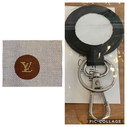 Planet Earth Key Fob and YL insert