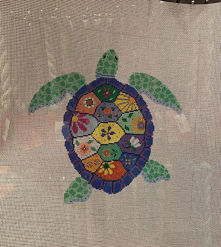 Susan Roberts Turtle - SR1074 13 mesh