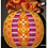 Thumbnail: Eye Candy HW128A Pumpkin Patchwork Argyle