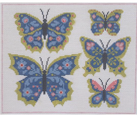 PLD AC 117 Butterfly Collection 13 mesh