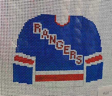 Rachel Barri Designs Rangers Jersey - 13 mesh