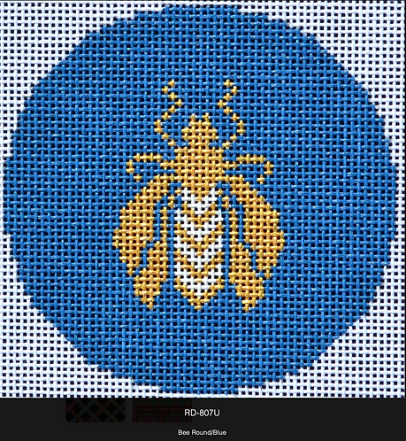 AT RD-807U Bee Round/Blue