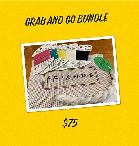 Grab and Go Bundle - Friends