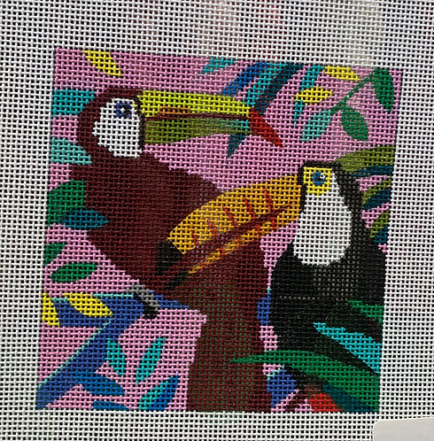 """Colors of Praise  4"""" Square IN-227"""