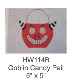 Eye Candy HW114B Goblin Candy Pail