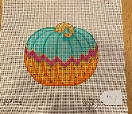 Kate Dickerson Pumpkin SST-256 (Stitch Guide Available - ask us)