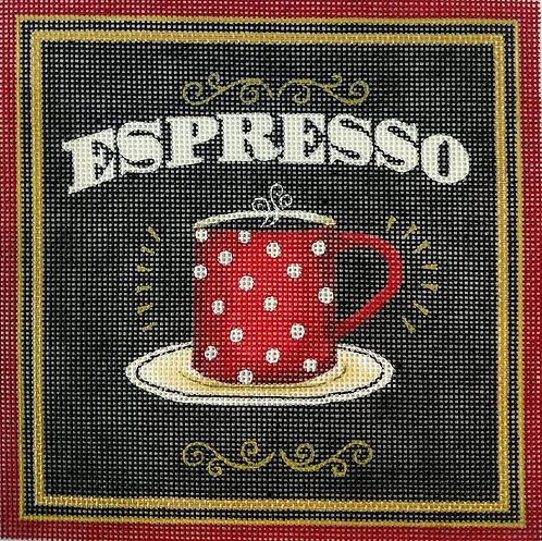 Lori Lynn Simms Espresso LLSQ02