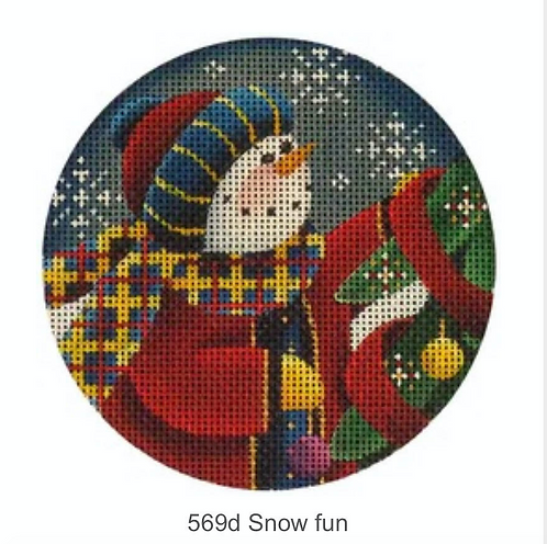 Rebecca Wood 569d Snow Fun