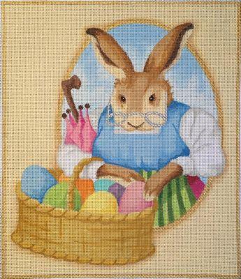 Raymond Crawford HO1420 Bunny with Eggs
