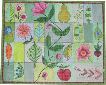 Renaissance Designs NH-106 Botanical 1