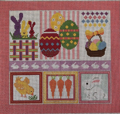 ASIT 244 Easter Collage