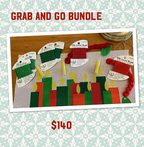 Grab and Go Christmas Candle Bundle