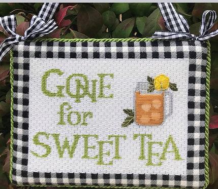 Kirkland Design G-101 Gone for Sweet Tea