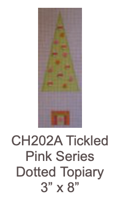 Eye Candy CH202A Tickled Pink Topiary