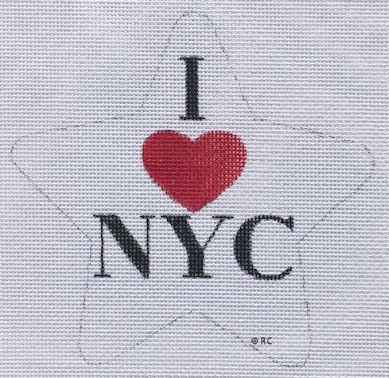 Raymond Crawford HO1508 I Love NYC