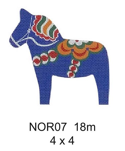 Pepperberry Dala Horse NOR 07