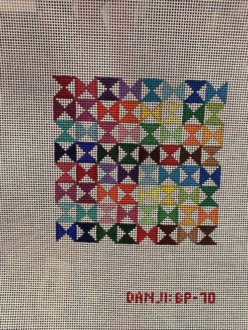 Danji  BP 70 Butterflies Square