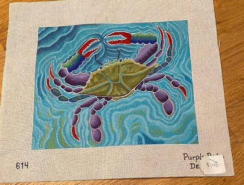 Purple Palm Crab