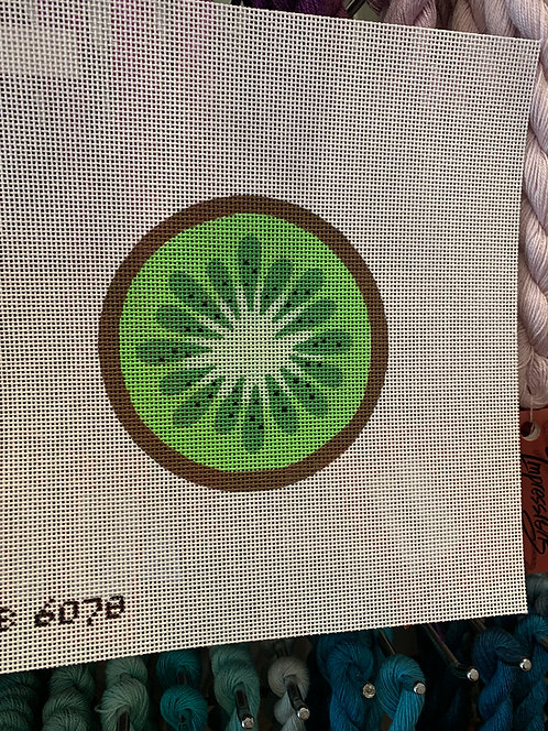 BB6078  Fruit Coaster - Kiwi
