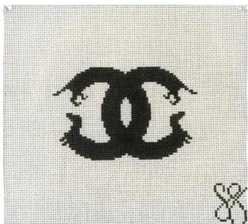 SG Designs Chanel Dachshund