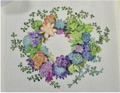 JCreation Succulent Wreath